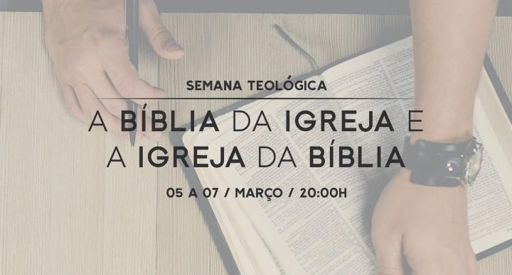 Semana Teológica Março-2018