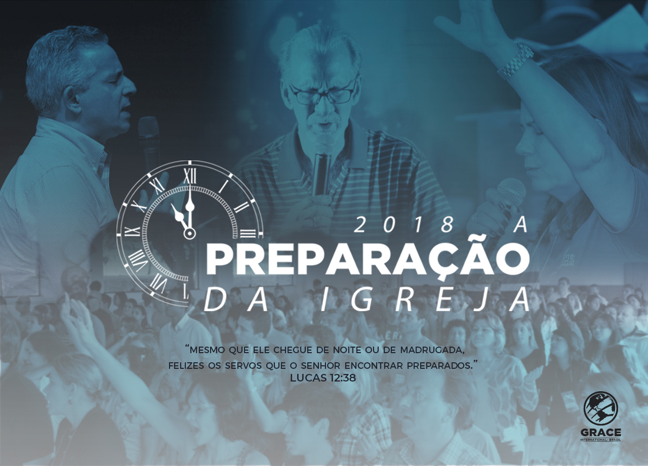 Conap 2018 - Grace International Brasil